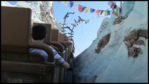 Photo de l'attraction: Expedition Everest, à Disney World