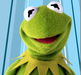Photo Kermit la grenouille